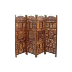 Wooden Screen In Saharanpur लकड क स क र न