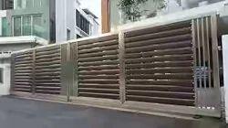 Stainless Steel Sliding Gate Ss Sliding Gate Suppliers