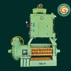 Full Automatic Oil Extruder Machine