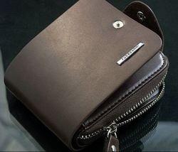 6c7076960e2d Fuerdanni Mens Leather Wallet