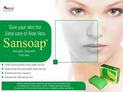 Aloevera with Vitamin E Soap