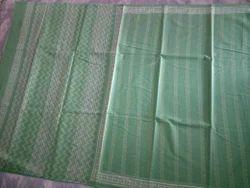 Zig Zag Printed Cotton Sarees