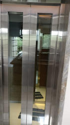 Automatic Glass Door Lift