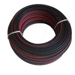 Polycab Black & Red DC Cable