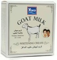 Yoko Goat Milk Whitening Lightening Cream, Packaging Size: 50 Gm