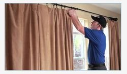 Curtain Deep Cleaning Services
