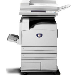 Laser Windows 7 Colour Xerox WC 7535 Machine On Hire, Supported Paper Size: A3, 35 Prints Per Min