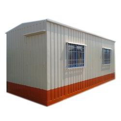 Portable Cabin For Site Use