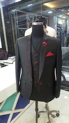Red Pipin Mens Suits