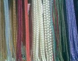 Fresh Water Pearl Died Beads