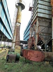 Integrated Steel Plant Erection & Installation Services