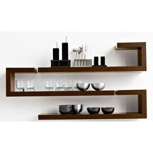 wall mounted shelves at rs 8000 piece wall mounted shelf id 13529217788. Black Bedroom Furniture Sets. Home Design Ideas