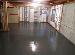 Star Coatings & Membranes, Indoor And Outdoor Floor Waterproofing Service, Thickness: 1 mm