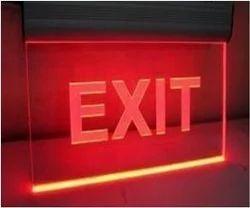 LED Exit Signage-AC Only