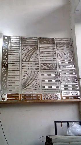 Stainless Steel Grills Design, SS Grills, स्टेनलेस स्टील