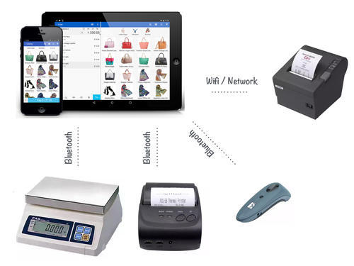 Retail Billing / POS Software - Phone & Android - Rista