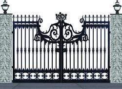 Gates And Grills Decorative Metal Gates Decorative Metal Grilles