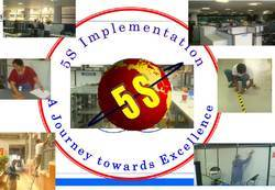 5S (Visual Control) Management System