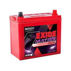 Exide Matrix Red Battery