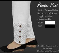 Cotton Ramani Pant