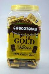 Gold Milk Choco Bar