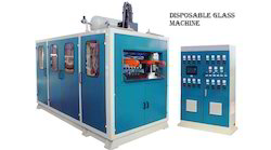Pe- Cotted Plastic Disposable Glass Cup Machine J