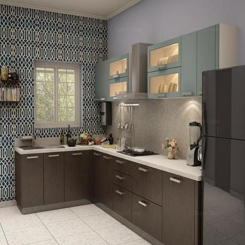 Best L Shape Modular Kitchen