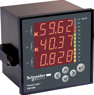Demand Controller Maximum Demand Meter Single Dual