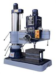 All Geared Radial Drill Machine (50 MM)