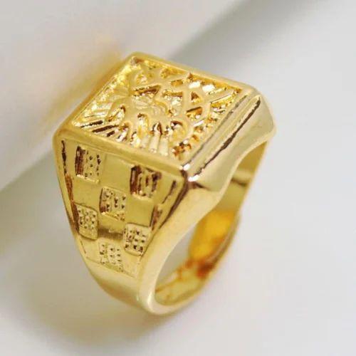 Gold Jewellery Men Gold Ring Wholesaler from Delhi