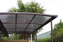 Poly-Carbonate Roofing Sheet at Rs 200 /square feet(s ...