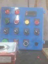SPM Machine Control Panel