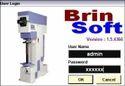 Computerized Brinell Hardness Testing Machine