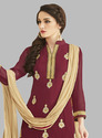 Heavy Designer Unstitched Salwar Suits