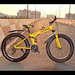 Bmw Foldable Cycle Black At Rs 12500 Piece फ ल ड बल