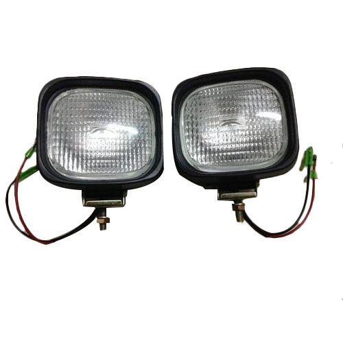 LED Plastic Forklift Headlight