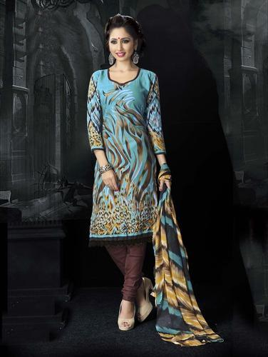 40bde0e1a5 Fancy Printed Indian Ladies Online Suits - Pv Trendz Llp, Surat | ID ...