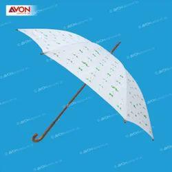 Wooden Rainy Umbrellas