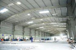 Steel Structure Designing Service