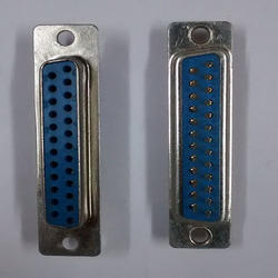 25- Pin- D Type- Connector- Female