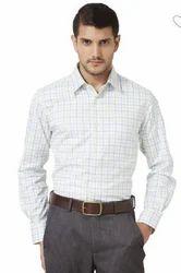 Peter England White Shirt
