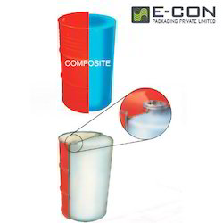 Composite Drums, Capacity: 200-250 litres
