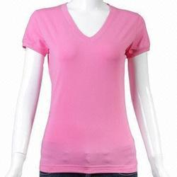 Womens Plain T-Shirt