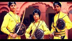 Sikh Dress