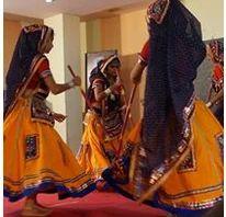 Dandiya Dance Training