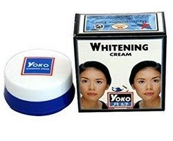 Yoko Whitening Cream, Packaging Size: 20 Gm