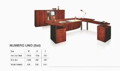 Godrej Office Furniture Table   Numero Uno (Set)