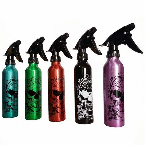 Aluminium Tattoo Spray Bottle
