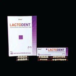 Lactodent Acrylic Teeth
