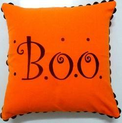 Boo Cushion